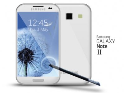 Galaxy Note 2 搭載更大的 5.5 吋大螢幕!即將在 IFA 中亮相