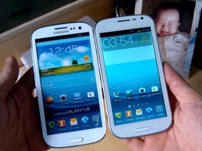 最強山寨 Samsung Galaxy S3 登場,只要新台幣 6000 元