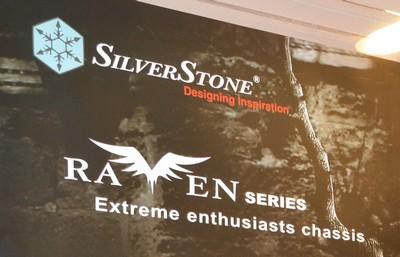 花絮報導:SilverStone銀欣正壓差散熱最犀利