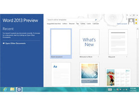 Microsoft Office Word 2013 初步體驗,亮點在哪裡?
