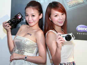 BenQ G1 搭載 F1.8 大光圈上市,女王們的玩拍隨身機