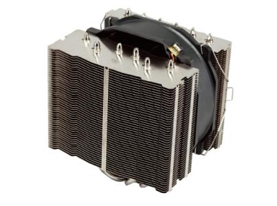 SilverStone HE01:CPU 散熱器能掛3風扇