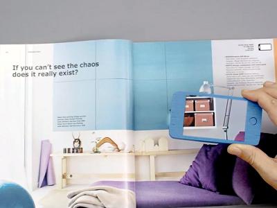 2013 年 IKEA 目錄將加入 AR 擴增實境功能