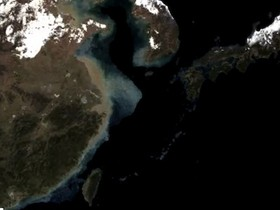 Google 把地表空拍圖做成縮時影片,來看看10年間的滄海變桑田