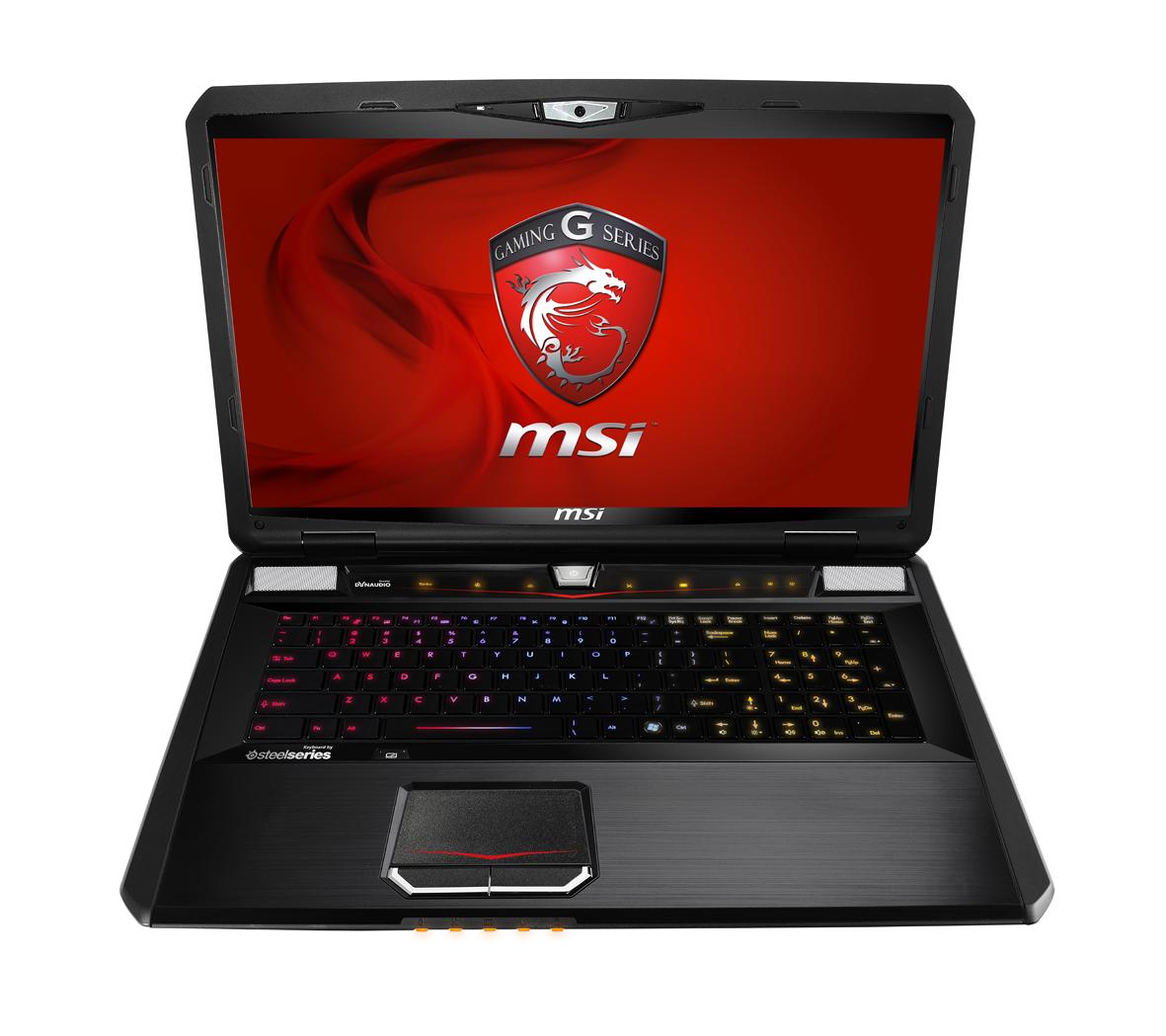 微星遊戲筆電GT70旗艦機 首搭Nvidia GTX680M 4G獨立顯卡  效能再升級  電腦應用展限量首賣