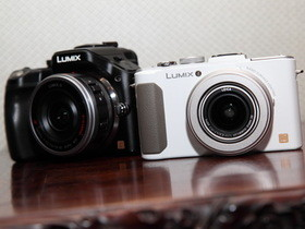 Panasonic LX7、G5 第一手體驗,應用展16,900元搶先預購 LX7