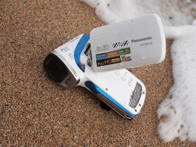 Panasonic HX-WA20 防水 DV 評測,可拍 480FPS 慢動作錄影