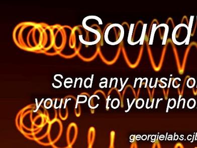 SoundWire App:讓 Android 手機變成 PC 無線喇叭