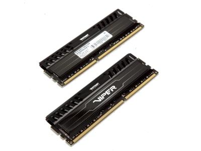 Patriot Viper 3 記憶體:DDR3-1866 超頻免加壓
