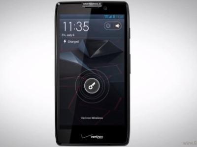 Motorola 9 月推出新手機 Droid RAZR HD,實機操作影片搶先看