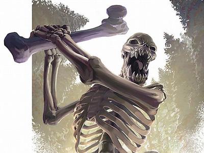 遊戲中的不死生物大集合,它們的由來、可怕能力與特性