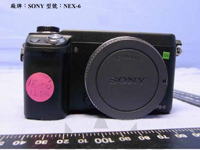 Sony NEX-5R 及 NEX-6 通過 NCC 認證,實機照曝光