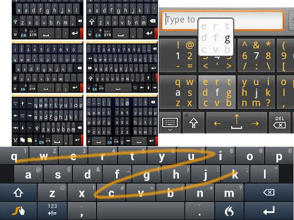 14 款特殊 Android 虛擬鍵盤,拇指版、星相版、滑行版,你喜歡哪一種?
