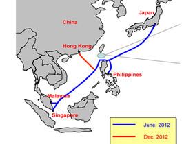 亞洲超級光纖海底電纜沒台灣的份,開罵前你可能沒注意到的原因