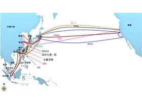 沒加入「亞洲超級光纖」中華電信表示:已參與另兩條海纜建設,條件更好