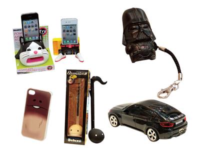 T小編挖寶:iPhone 背上長香菇、Otamatone 音樂小蝌蚪長大了!