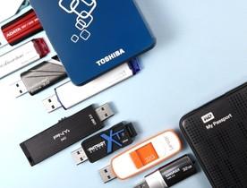 買第一個USB 3.0產品:20款外接硬碟、隨身碟特性介紹與效能實測