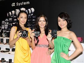 Sony RX1 全幅隨身機、A99 全幅單眼、NEX-6、NEX-5R 四機齊發,記者會搶先玩