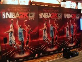 NBA 2K13登場預備,全新模式、操作與球員能力值,一手試玩報告