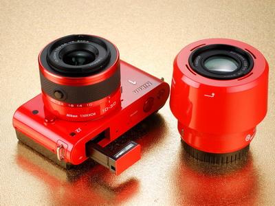 Nikon 1 J2 實測:外型很亮眼、操作很簡單的小單眼
