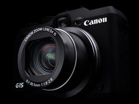 Canon 新機發表,G15 望遠端也有 F2.8  大光圈,S110 內建 Wi-Fi 分享