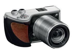 Hasselblad 與 Sony 聯手合作, Lunar 微單眼初登場、相機界的手作精品