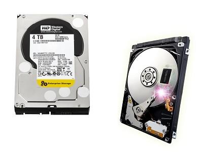 新品快遞:Toshiba 也有 Hybrid 固態混合硬碟、WD 推 RE 企業硬碟
