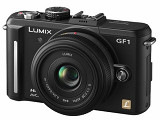 最小可換鏡頭數位相機爭奪戰:Panasonic LUMIX DMC-GF1