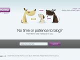 Yahoo也玩微網誌:Yahoo! meme