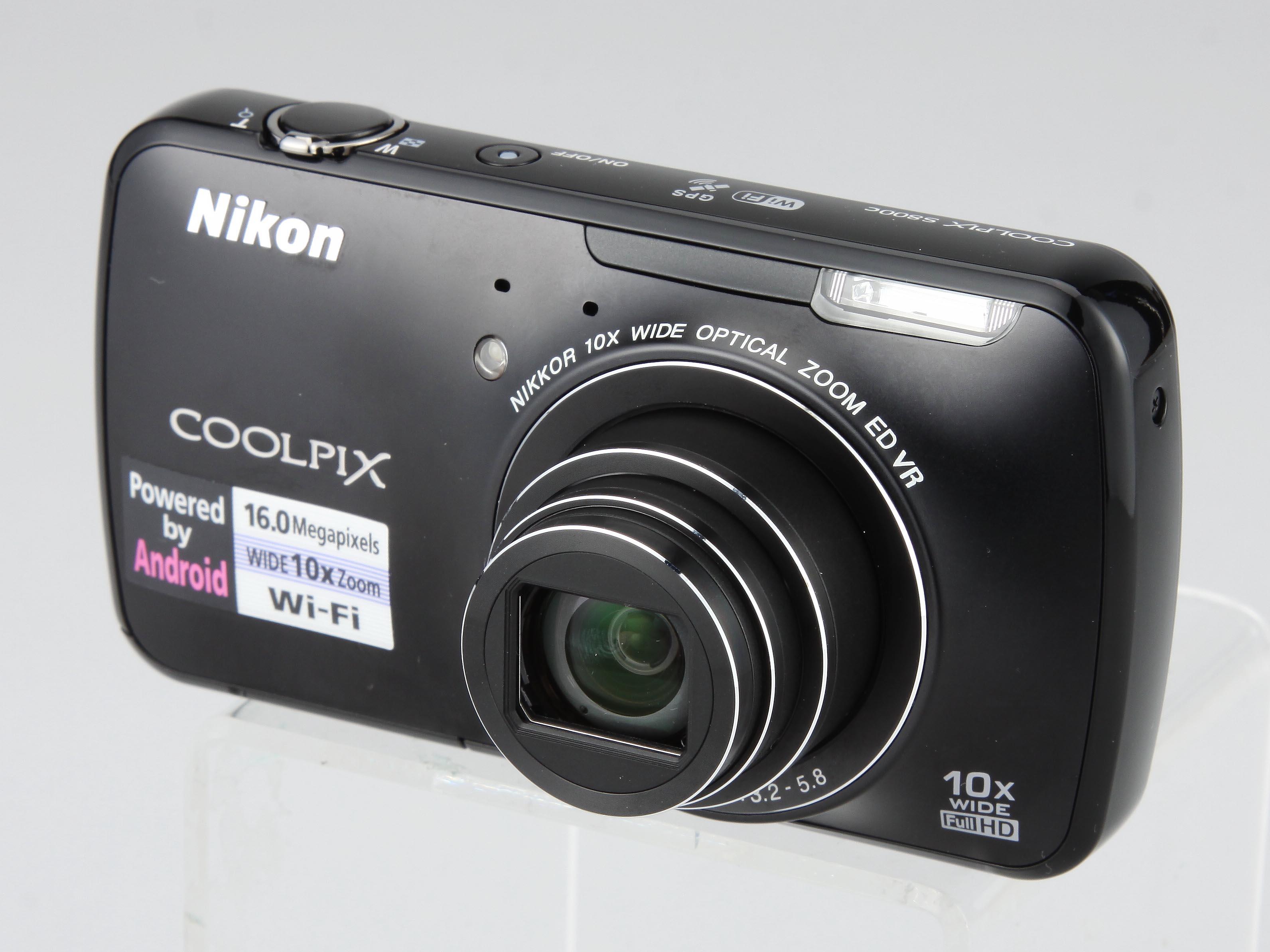 Nikon S800c 評測:世界首款 Android 系統相機,更多新玩法