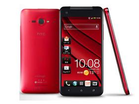 HTC 搶先推5吋 Full HD 螢幕手機 HTC J Butterfly ,防水可插卡