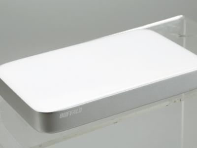 Buffalo HD-PATU3 Thunderbolt 外接硬碟:搭 USB 3.0 雙高速傳輸介面
