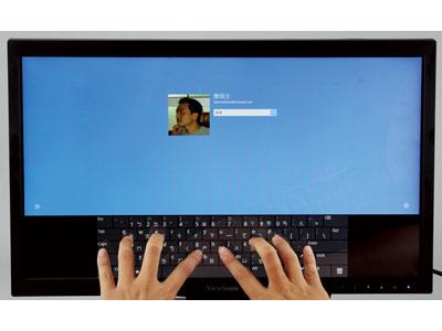 免鍵盤滑鼠!用觸控螢幕玩 Windows 8,虛擬鍵盤、手勢這樣用