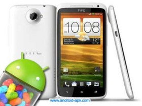 HTC One X  開放升級 Android 4.1.1,全亞洲同步更新
