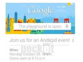 Google 29 日發表會因 Sandy 颶風取消