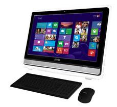 微星AE2282系列 All-in-One PC搭win8新上市