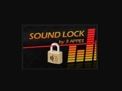 Sound Lock:鎖定音樂、影片播放時的最高音量,聲音不會忽大忽小