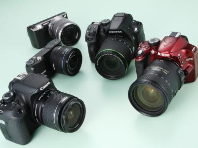7台可交換鏡頭相機大抉擇:性能、畫質 vs. 輕巧攜帶性