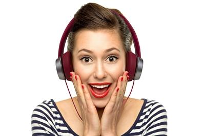 Panasonic HXD時尚耳機系列  把音樂變得時尚