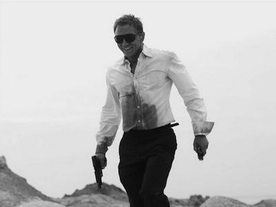 透視《007 空降危機》裡的詹姆士龐德 ,欣賞 007 的更多風采