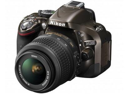 Nikon D5200 入門單眼來了!超高畫素、內在拍攝機能大躍進
