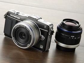 Olympus E-PM2 微單眼評測:外型小改款、濾鏡功能更豐富