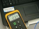 氣冷水冷散熱墊大比拼:NotePal Color Infinite V.S. Water Cooled