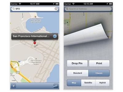 Google 開始戶外實測 iOS 版 Google Maps ,將加入導航功能