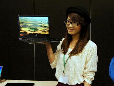 《輕的迷人 薄的過火 Samsung Windows 8系列筆電》體驗會活動花絮