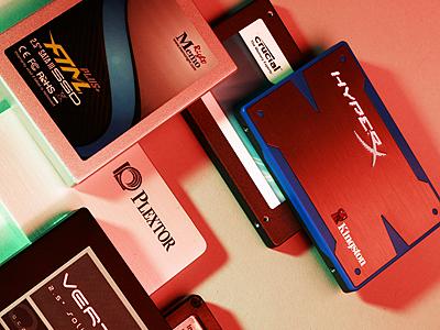9款主流 SSD 評測大閱兵,掌握固態硬碟重要觀念,這樣買就對了