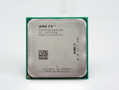 AMD FX-8350:首款預設時脈 4GHz 處理器,實測給你看