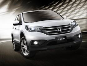 Honda Super CR-V:新一代 SUV 再起