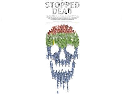 《陰屍路》所有活屍死亡統計表,主角擊殺數字、武器全紀錄