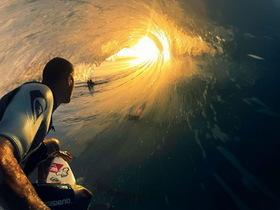 冒險王專用機,20 張 GoPro 所記錄的極限運動照片